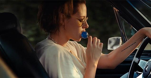 Кристен Стюарт снялась в новом клипе группы The Rolling Stones