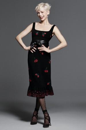 Очаровательная Мишель Уильямс снялась в новом фотосете