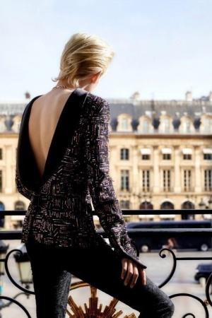 Кристен Стюарт в стильной фотосессии для Vogue