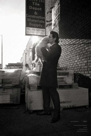 Джеймс Франко в фотосессии для GQ Italia