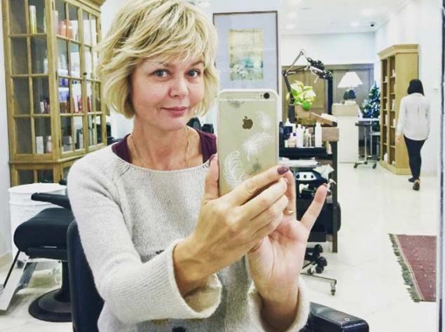 Юлия Меньшова показала себя без макияжа