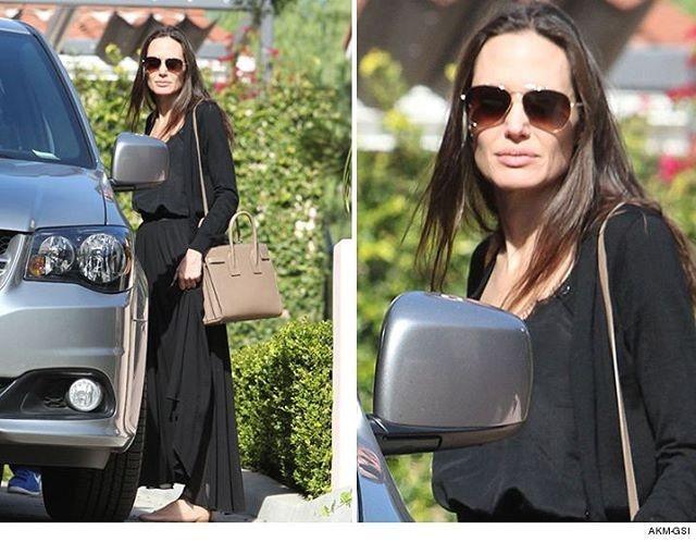 Джоли потребовала еженедельно проверять Питта на спирт