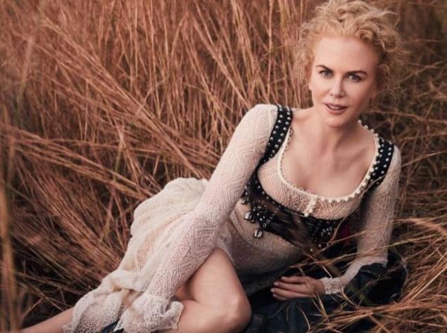 Николь Кидман примерила образ жены ковбоя