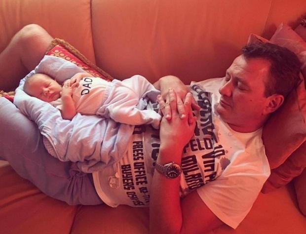 Супруга Марата Башарова впервые показала их сына Марселя