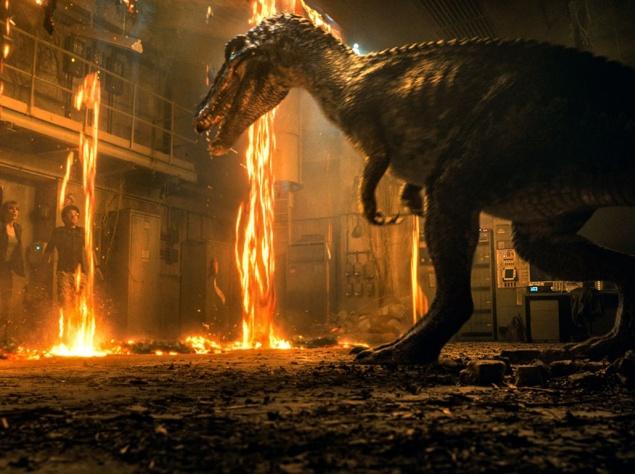 Jurassic Park 4 - Jurassic World 2015 film izle