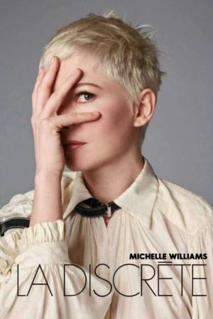 Мишель Уильямс блистает на страницах глянца