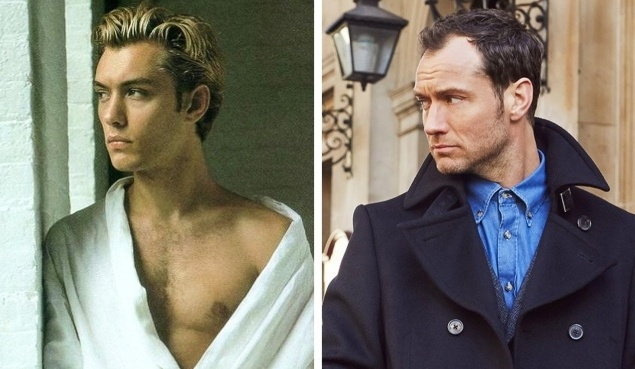 Голливудские актеры с возрастом становятся горячее (Часть 2)