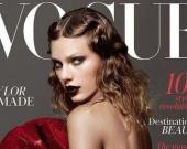 Тейлор Свифт снялась в фотосессии для журнала