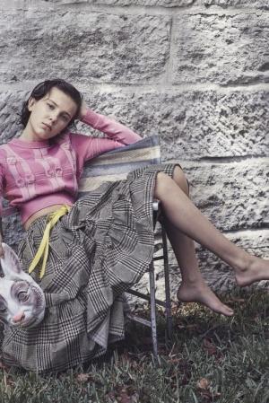 Милли Бобби Браун блистает на страницах глянца