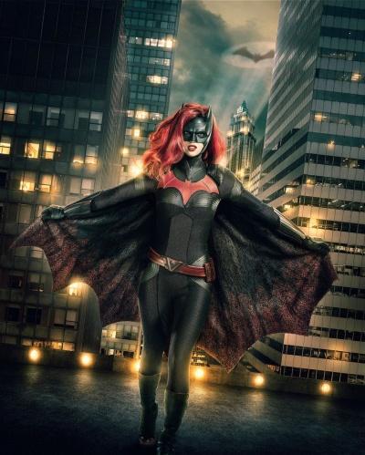 Руби Роуз вобразе Бэтвумен— Первое фото