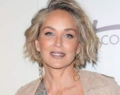 Sharon Stone in the hands of a new boyfriend
