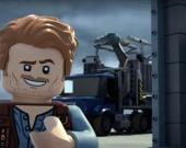 """""""Мир Юрского периода"""" получил приквел, сделанный из LEGO"""