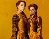"Марго Робби на кадрах ""Марии, королевы Шотландии"""