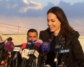 Анджелина Джоли намерена стать президентом Америки?