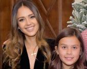 """Джессика Альба: """"Я хочу стать самой лучшей мамой"""""""