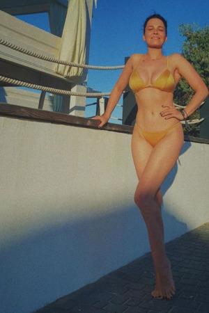 Даша Астафьева похвасталась роскошными формами