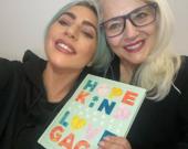 Леди Гага вместе с мамой написала книгу