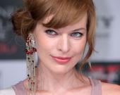 Милла Йовович номинирована на украинскую премию