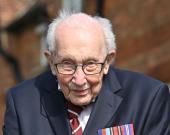 О 100-летнем британце снимут фильм