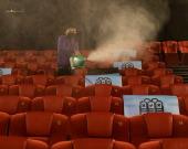 В Украине в красной зоне карантина разрешили работу кинотеатров