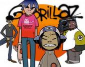 На Netflix выйдет абстрактный мультфильм о британской группе Gorillaz