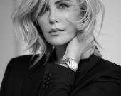Шарлиз Терон снялась в рекламе Breitling