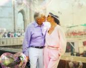 Кэтрин Зета-Джонс трогательно поздравила Майкла Дугласа с годовщиной свадьбы