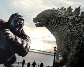 """Netflix предложил 200 миллионов за """"Годзиллу против Кинг Конга"""""""