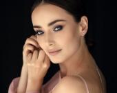 Ксения Мишина снялась для популярного глянца