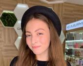 Дочь Оли Поляковой впервые снялась в кино