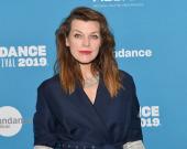 Милла Йовович прокомментировала актерскую карьеру дочери
