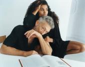 Венсан Кассель и его молодая жена вместе снялись в рекламной кампании