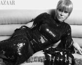 Джейн Фонда украсила обложку Harper's BAZAAR