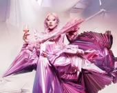 Леди Гага стала лицом элитного шампанского