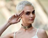 Кара Делевинь предстала на страницах модного глянца