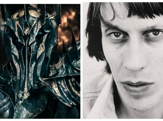 Брюс Спенс в роли Саурона