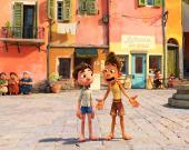 """Анимация """"Лука"""" от Pixar – море, дружба, паста"""