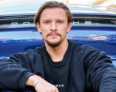 Тарас Цимбалюк показал фотографии отдыха на одесском побережье