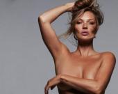 Кейт Мосс стала лицом белья от Ким Кардашьян