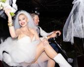 Гвен Стефани показала фото своей тайной свадьбы