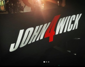 """Первые фото со съемочной площадки """"Джона Уика 4"""""""