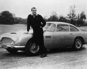 Автомобиль Джеймса Бонда нашли через 25 лет после пропажи