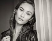 Ольга Куриленко снялась в новой фотосессии