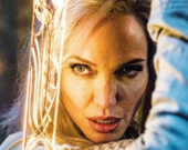 Анджелина Джоли и Сальма Хайек появились на обложке Entertainment Weekly