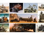 Коллекцию уникальных авто из фильма Безумный Макс пустят с молотка