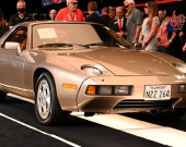 Porsche Тома Круза ушел с молотка по самой высокой цене в истории