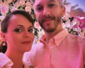 Кристина Риччи вышла замуж за своего парикмахера